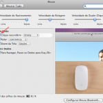 Como ativar o clique secundário em um Mac OS