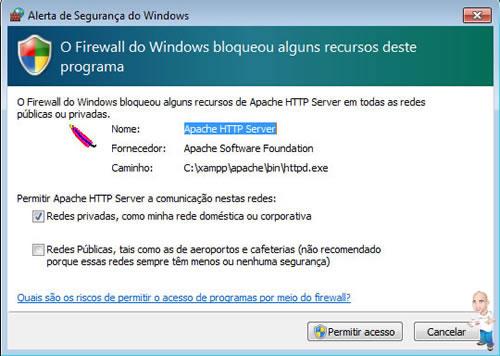 php-servidor-xamp-permissao1