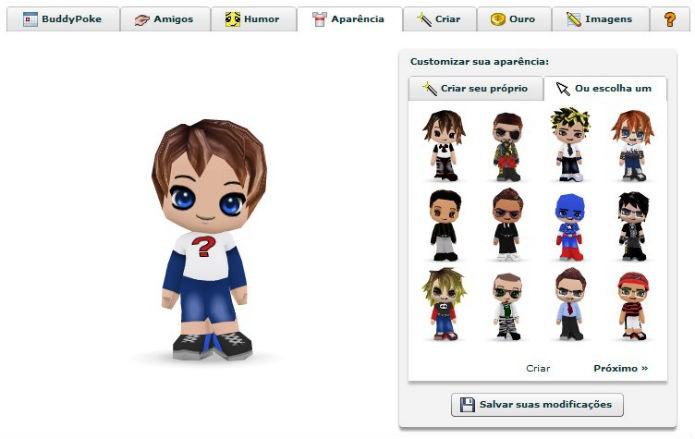 Buddy Poke: Interagir com os amigos via avatar era moda no OrkutBuddy Poke: Interagir com os amigos via avatar era moda no Orkut