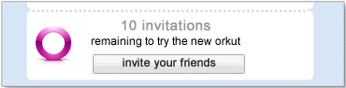 Convites para o Orkut, quem não lembra de ter pedido ou enviado um?